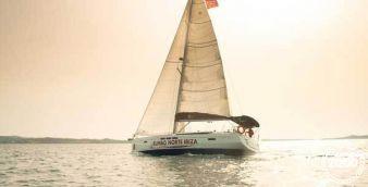 Sailboat Jeanneau 509 2013