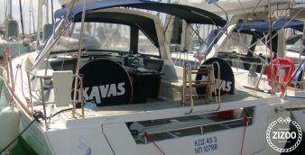 Sailboat Beneteau Oceanis 45 2012