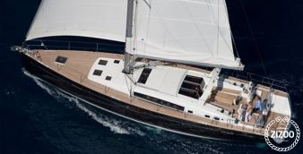 Sailboat Beneteau Oceanis 58 2012