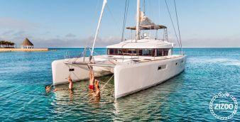 Catamaran Lagoon 52 2016
