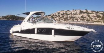 Motor boat Sea Ray 335 2008