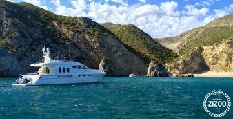 Motor boat Princess 36 2000