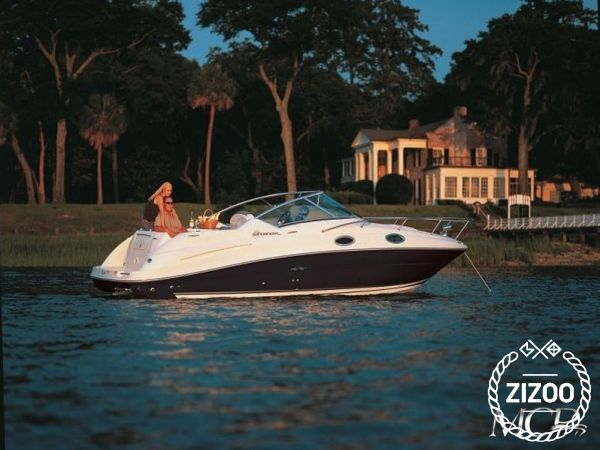 Sea Ray 245 2008 Motor boat