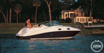 Motor boat Sea Ray 245 2008
