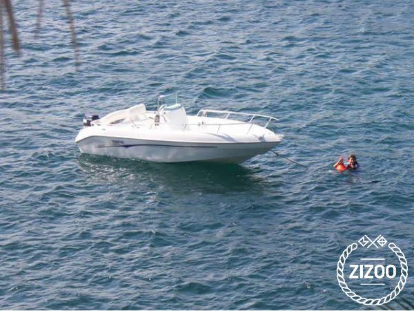 Aquamar Samoa 161 2006 Motor boat