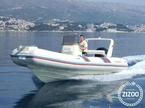 Beneteau Barracuda 530 2013 Speedboat