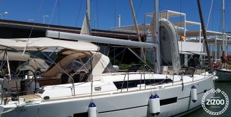 Barca a vela Dufour 500 2015