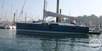 Segelboot Hanse 445 2011