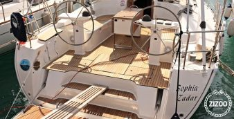 Segelboot Bavaria Cruiser 45 2012