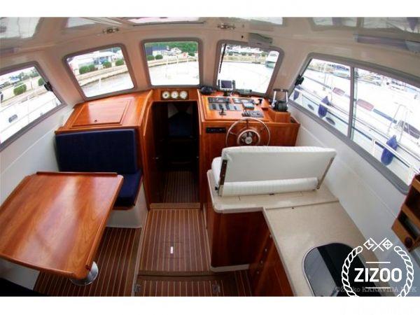 Motor boat Sas Vektor Adria 1002 (2011)-4