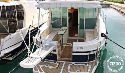 Motorboot Sas Vektor Adria 1002 (2011)