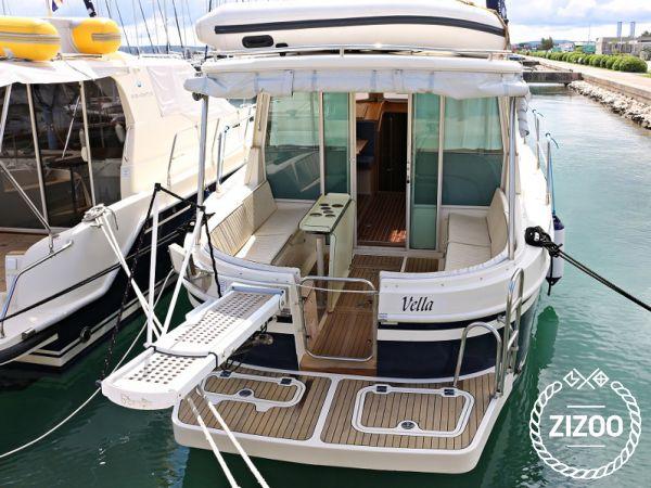 Motor boat Sas Vektor Adria 1002 (2011)-0