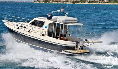 Imbarcazione a motore Sas Vektor Adria 1002 V (2014)