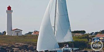 Catamarano Lagoon 450 2016