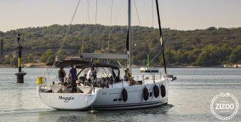 Sailboat Hanse 575 2016