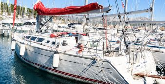 Sailboat Fast Sun Fast 43 2004