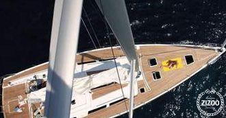 Sailboat Hanse 540e 2008