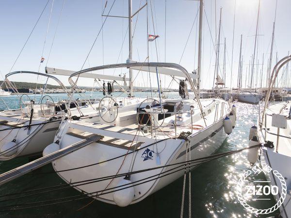 Segelboot Bavaria Cruiser 55 (2012)-2