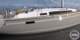 Sailboat Bavaria 34 (2017)