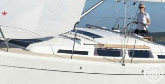 Segelboot Hanse 345 2016