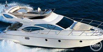 Motor boat Azimut 43 (2006)