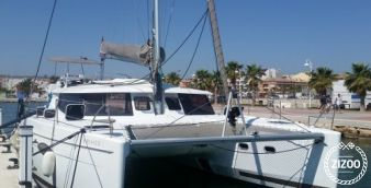 Catamaran Fountaine Pajot Helia 44 2015