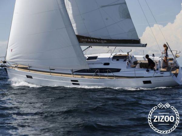 Elan 45 2016 Sailboat