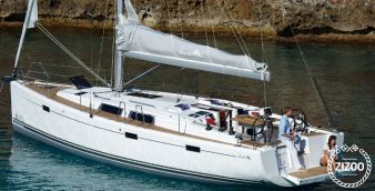 Sailboat Hanse 415 2015