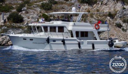 Barco a motor Adagio Europa 51.5 (2013)