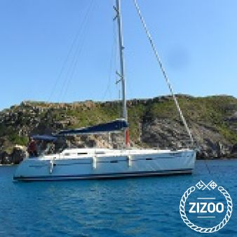 Sailboat Beneteau Oceanis Clipper 393 2004