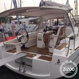 Barca a vela Beneteau Oceanis 38 2017