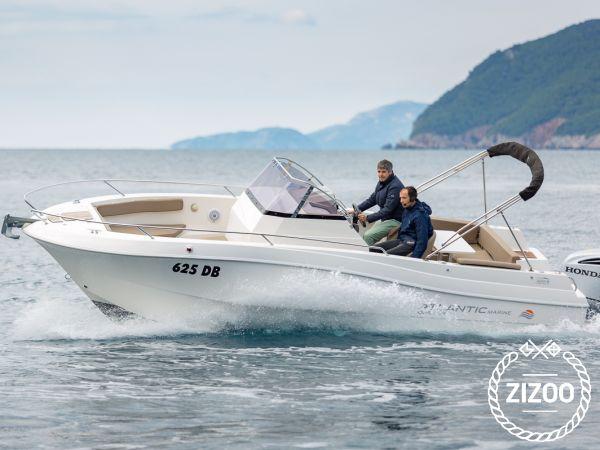 Motoscafo Atlantic Marine 750 Open (2017)-0