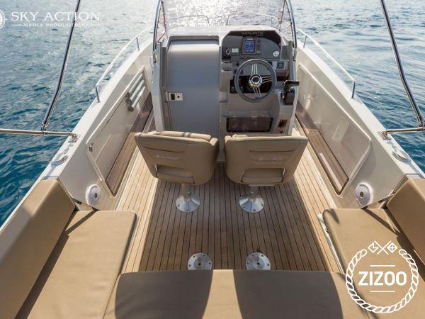 Motoscafo Atlantic Marine 750 Open (2017)-3