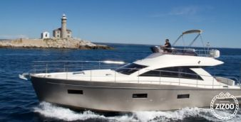 Barca a motore cyrus 13.80 2012
