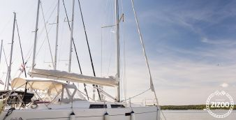 Sailboat Hanse 400 2010