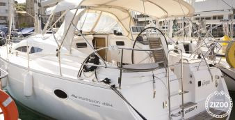Sailboat Elan Impression 384 2005