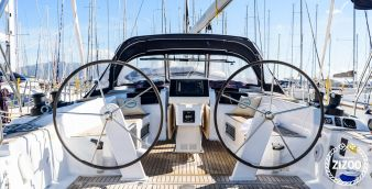 Sailboat Hanse 505 2015
