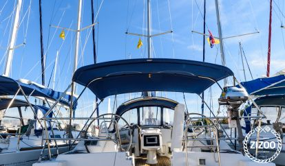 Sailboat Beneteau Oceanis 40 (2008)