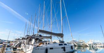 Barca a vela Hanse 415 2015