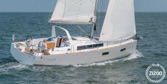 Segelboot Beneteau Oceanis 381 2017