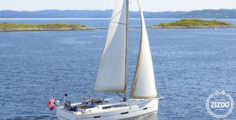 Sailboat Dufour 412 Grand Large 2017