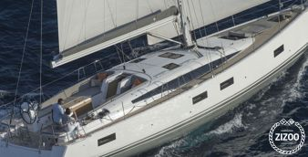 Sailboat Jeanneau 54 2016
