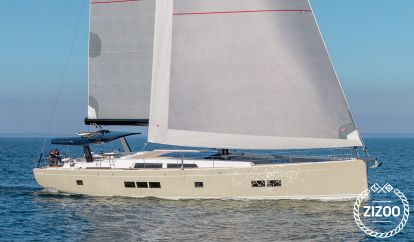 Zeilboot Hanse 675 (2017)