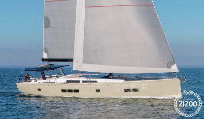 Sailboat Hanse 675 (2017)
