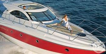 Motor boat Monte Carlo 37 2009