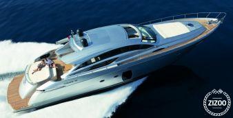 Motorboot Pershing 72 2014