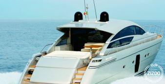 Barca a motore Pershing 64 2009