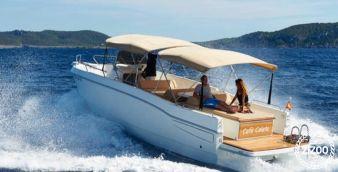 Speedboat Cafe Caleta 2016