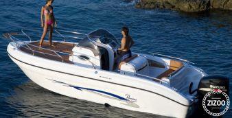 Motor boat Ranieri 22 Flyer 2013