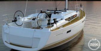 Sailboat Jeanneau Sun Odyssey 469 2016